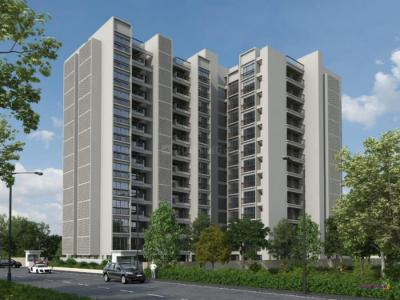 Gallery Cover Image of 750 Sq.ft 1 BHK Apartment for buy in Chordia Solitaire Homes Pashan, Pashan for 6021000