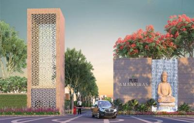 Gallery Cover Image of 1350 Sq.ft 3 BHK Independent Floor for buy in Puri Aman Villas, Sector 89 for 5895000