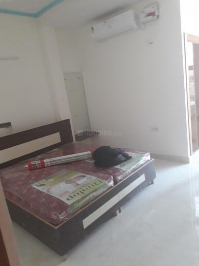 Bedroom Image of 1200 Sq.ft 2 BHK Independent Floor for rent in Sector 55 for 25000