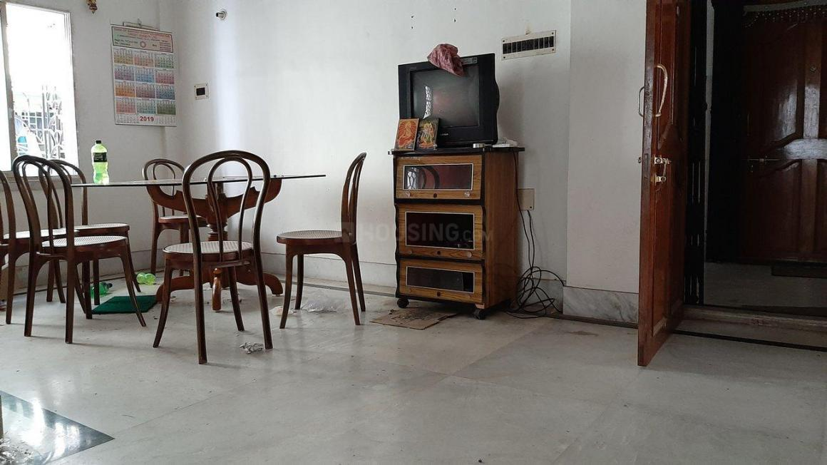 Dining Area Image of 1050 Sq.ft 2 BHK Apartment for rent in South Dum Dum for 15000