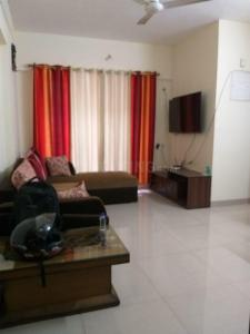 Gallery Cover Image of 685 Sq.ft 2 BHK Apartment for rent in Kasarvadavali, Thane West for 23000