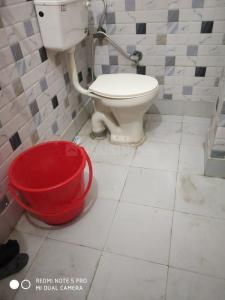 Bathroom Image of PG 5513328 Patel Nagar in Patel Nagar