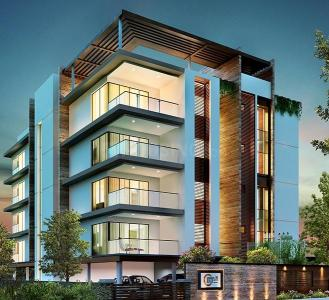 Gallery Cover Image of 2074 Sq.ft 3 BHK Apartment for buy in Thousand Lights for 50000000
