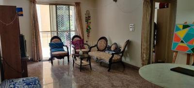 Gallery Cover Image of 1800 Sq.ft 3 BHK Apartment for rent in Clover Watergardens, Kalyani Nagar for 45000