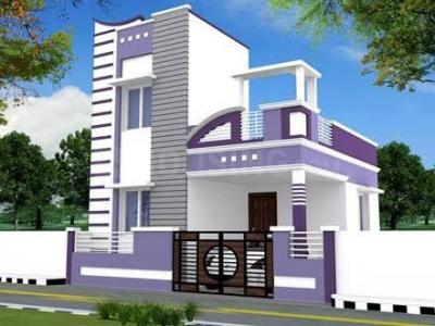 Gallery Cover Image of 750 Sq.ft 2 BHK Independent House for buy in Adhanur for 3700000