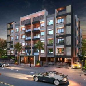 Gallery Cover Image of 2000 Sq.ft 3 BHK Apartment for buy in Navrangpura for 14000000