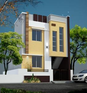 Gallery Cover Image of 1100 Sq.ft 2 BHK Independent House for buy in Thandalam for 6000000