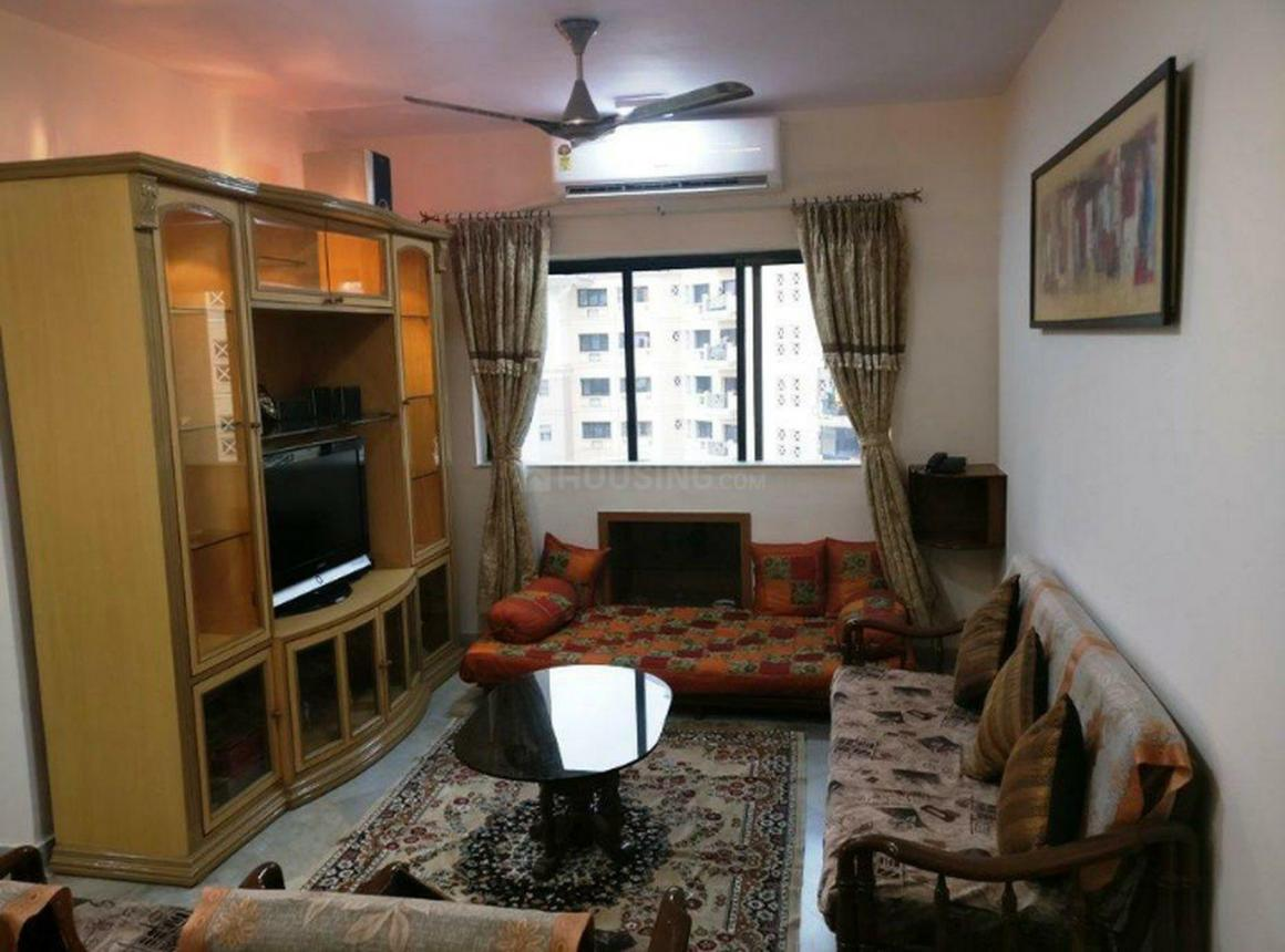 Living Room Image of 1250 Sq.ft 2 BHK Apartment for rent in Belapur CBD for 55000