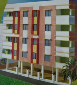 Gallery Cover Image of 420 Sq.ft 1 BHK Apartment for buy in Madhyamgram for 1050000