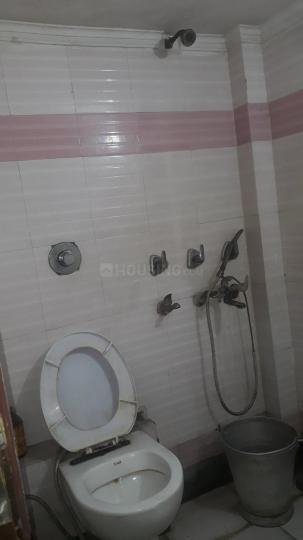 Common Bathroom Image of 900 Sq.ft 2 BHK Independent Floor for rent in Dabri for 13000