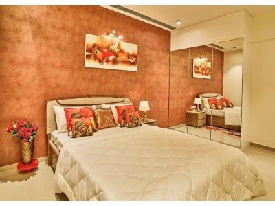 Gallery Cover Image of 898 Sq.ft 2 BHK Apartment for buy in Maan for 4900000