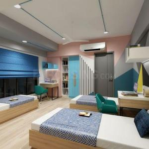 Gallery Cover Image of 500 Sq.ft 1 RK Villa for rent in Eskay Itus Building, Andheri West for 35000