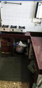 Kitchen Image of Mam PG in Girgaon
