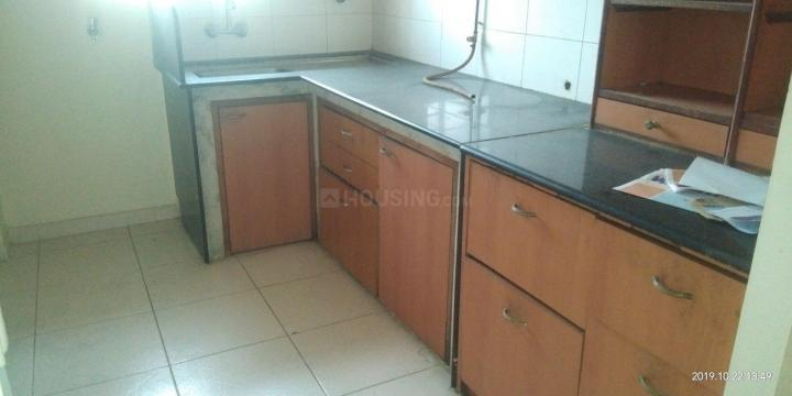 Kitchen Image of 650 Sq.ft 1 BHK Apartment for rent in Hiranandani Estate for 19500