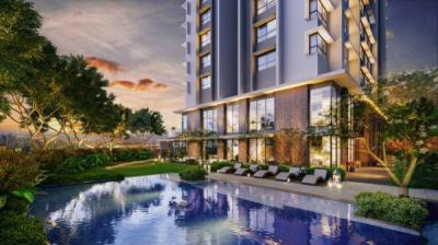 Gallery Cover Image of 900 Sq.ft 2 BHK Apartment for buy in Kalpataru Elegante, Kandivali East for 15500000