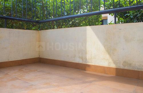 Balcony Image of Flat No-104, Srinidhi Scintila Apartment in Nagavara