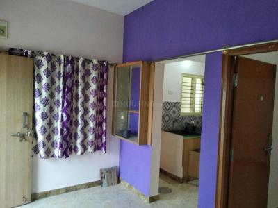 Gallery Cover Image of 500 Sq.ft 1 RK Independent Floor for rent in Horamavu for 7500