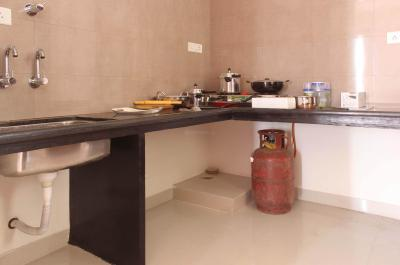 Kitchen Image of PG 4642698 Thergaon in Thergaon