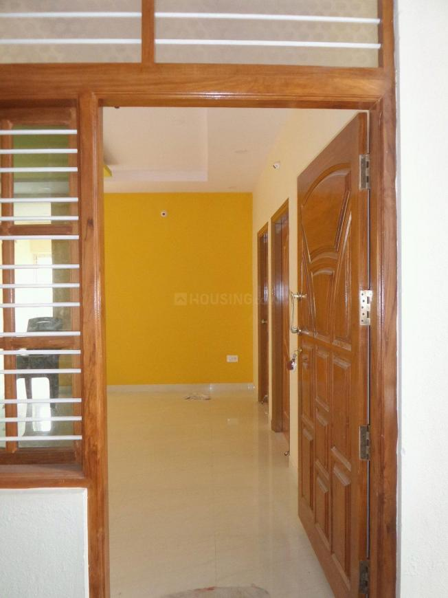Main Entrance Image of 1250 Sq.ft 3 BHK Independent Floor for buy in Nagarbhavi for 6500000