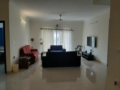 Gallery Cover Image of 2100 Sq.ft 3 BHK Apartment for rent in Cooke Town for 60000