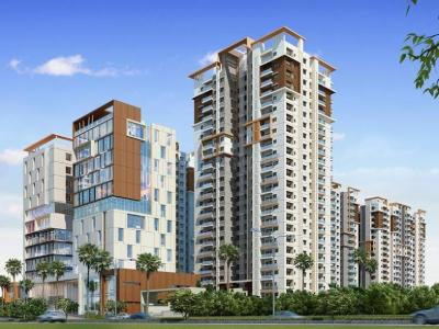 Gallery Cover Image of 1200 Sq.ft 2 BHK Apartment for buy in Shaikpet for 9468000