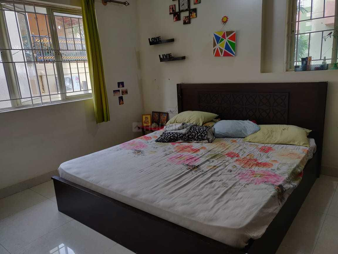 Bedroom Image of 1100 Sq.ft 2 BHK Apartment for rent in R. T. Nagar for 28000