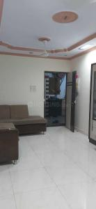 Gallery Cover Image of 680 Sq.ft 1 BHK Apartment for rent in Airoli for 26500