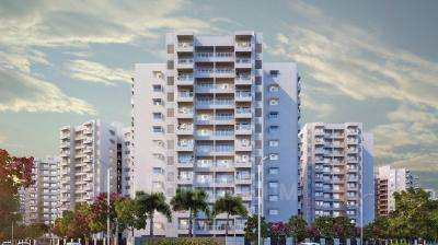 Gallery Cover Image of 645 Sq.ft 1 BHK Apartment for buy in Godrej Vanaangan, Chandkheda for 2405000
