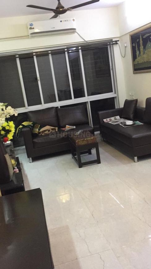 Living Room Image of 1000 Sq.ft 2 BHK Apartment for rent in Andheri East for 54000