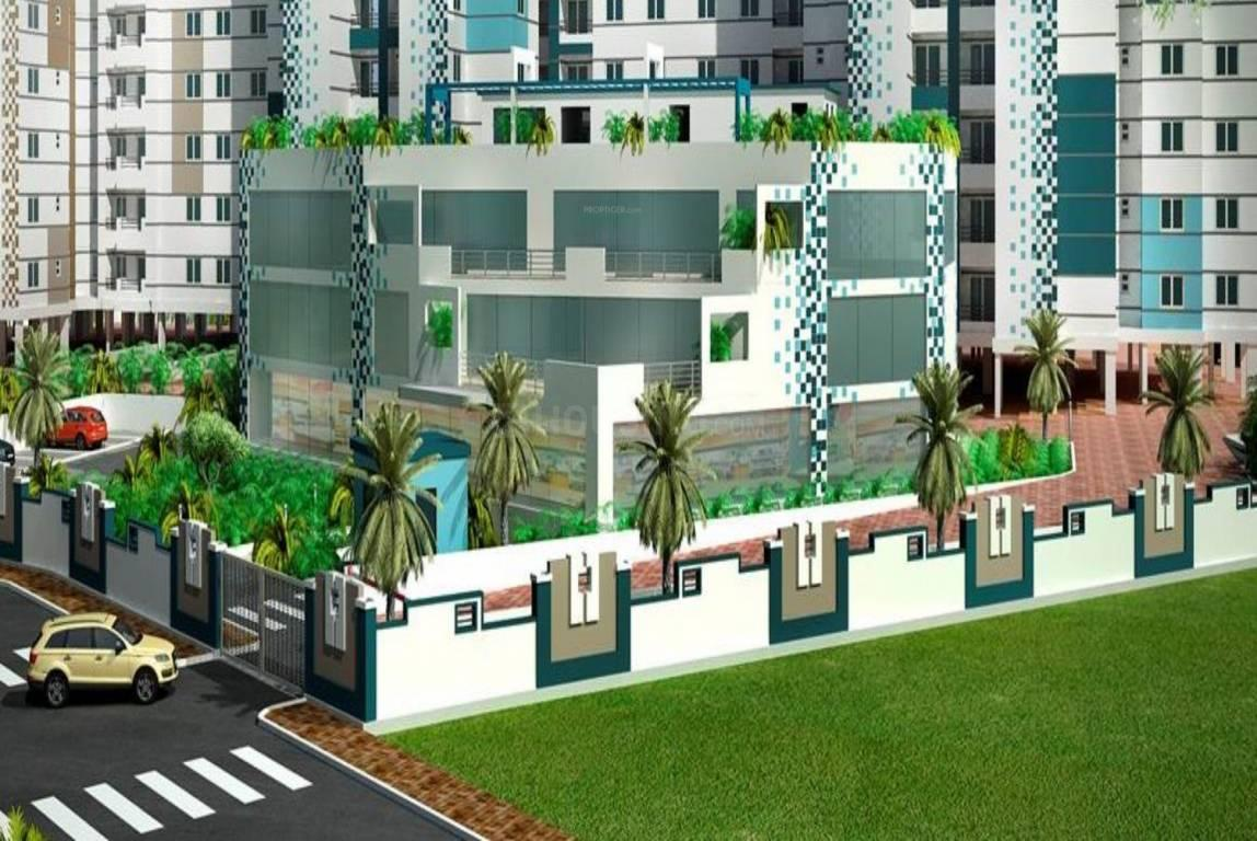 Building Image of 765 Sq.ft 1 BHK Apartment for buy in Marsur for 2700000