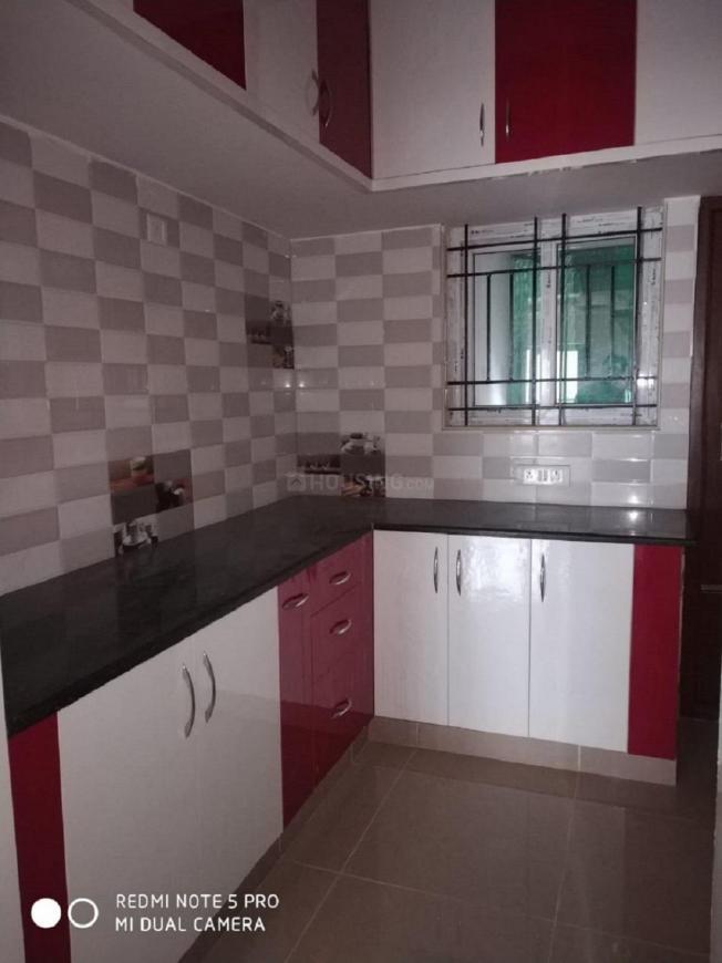 Kitchen Image of 1535 Sq.ft 3 BHK Apartment for buy in Thirumalashettyhally for 7000000