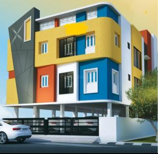 Gallery Cover Image of 855 Sq.ft 2 BHK Apartment for buy in Selaiyur for 4400000