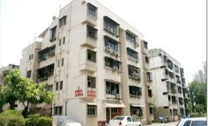 Gallery Cover Image of 600 Sq.ft 1 BHK Apartment for rent in Vijay Oswal Park, Thane West for 20000