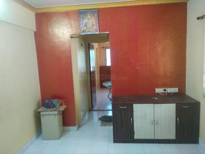 Gallery Cover Image of 550 Sq.ft 1 BHK Apartment for rent in Nerul for 18500