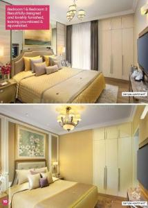 Gallery Cover Image of 1210 Sq.ft 3 BHK Independent Floor for buy in Cerise Floors, Sector 33, Sohna for 9000000