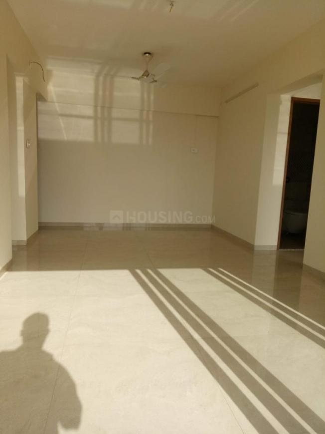 Living Room Image of 1300 Sq.ft 2 BHK Apartment for rent in Seawoods for 45000