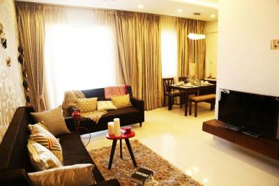 Gallery Cover Image of 1020 Sq.ft 2 BHK Apartment for buy in Goel Ganga Glitz, Undri for 7800000