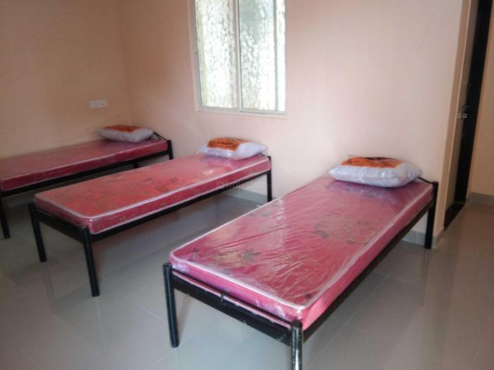 Bedroom Image of Pavani PG in Kharadi