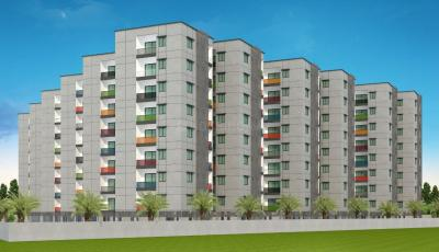 Gallery Cover Image of 1040 Sq.ft 2 BHK Apartment for buy in Central Tower, Pati for 3200000