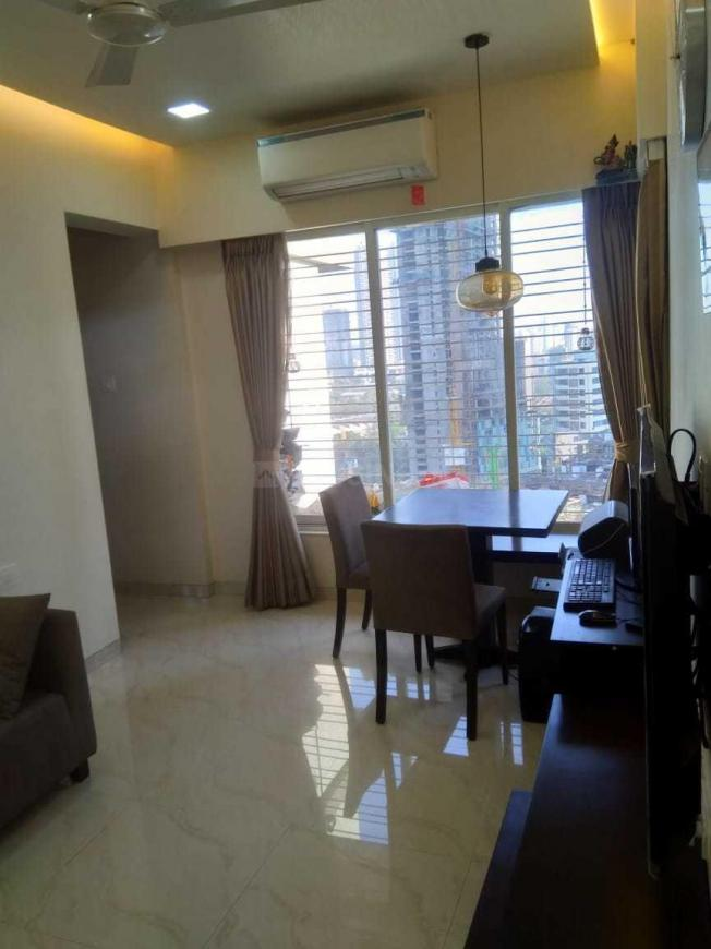 Living Room Image of 700 Sq.ft 2 BHK Apartment for buy in JP Unity Tower, Lower Parel for 25000000