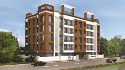 Gallery Cover Image of 585 Sq.ft 1 BHK Apartment for rent in Seawoods for 14300