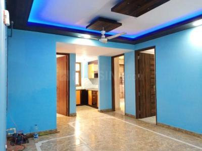 Gallery Cover Image of 1500 Sq.ft 3 BHK Apartment for rent in Saket Harmony, Said-Ul-Ajaib for 25000