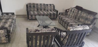Gallery Cover Image of 900 Sq.ft 1 BHK Independent Floor for rent in Sector 15A for 15000