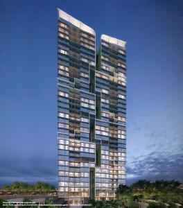 Gallery Cover Image of 1182 Sq.ft 3 BHK Apartment for buy in TATA Serein Phase 1, Thane West for 18800000