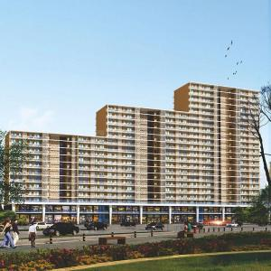 Gallery Cover Image of 1902 Sq.ft 3 BHK Apartment for buy in Omaxe Royal Residency, Sector 79 for 7869000