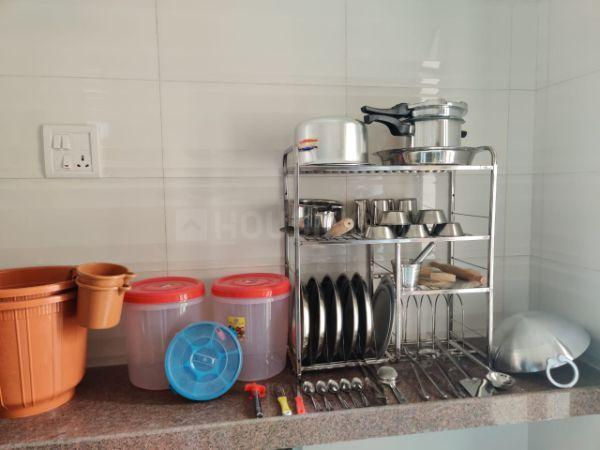 Kitchen Image of Anaya PG in Borivali East