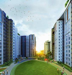 Gallery Cover Image of 1010 Sq.ft 2 BHK Apartment for buy in Siddha Eden Lakeville, Baranagar for 5000000