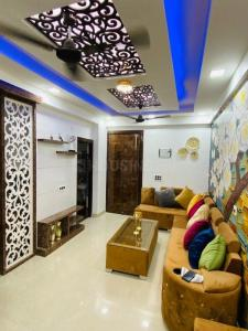 Gallery Cover Image of 610 Sq.ft 1 BHK Independent Floor for buy in Ambesten Twin County, Noida Extension for 1800000