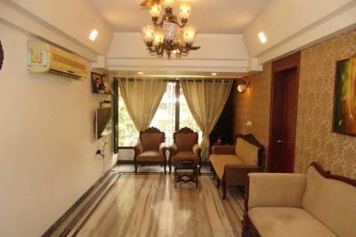 Gallery Cover Image of 1000 Sq.ft 2 BHK Apartment for rent in Khar West for 85000