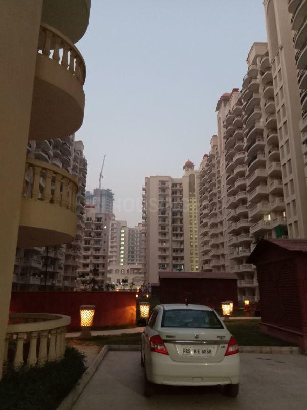 Building Image of 1045 Sq.ft 2 BHK Apartment for rent in Ballabhgarh for 8000